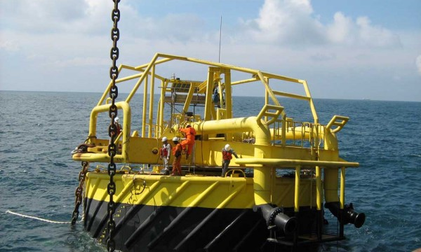 oilfield Subsea